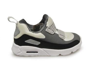 Bébés Nike Air Max Petits 90 ( Td) 881924 005 Noir Gris Neuf en Boîte sans | eBay