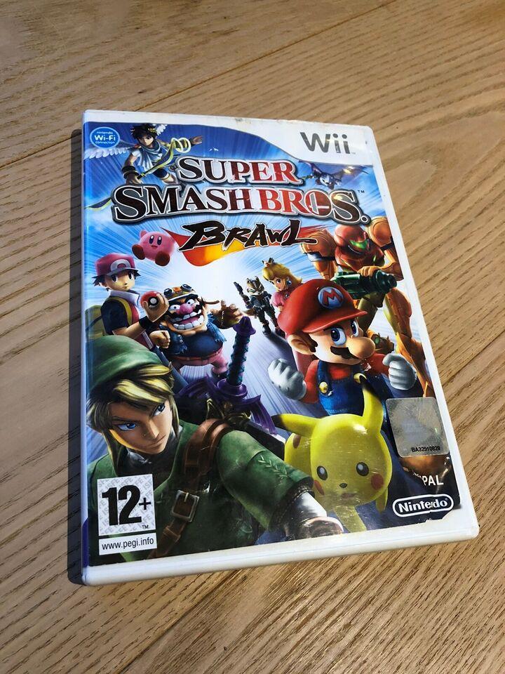 Wii spil, Nintendo Wii