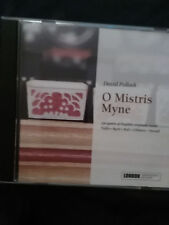 Savid pollock, O Mistris Myne 2004 Cd