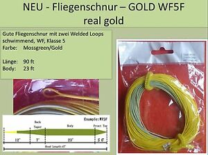 Fly-Line-Gold-WF5F-Real-Gold-see-Rio-Gold