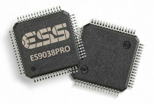 ES9038PRO original authentic ESS US company flagship decoder chip ES9038