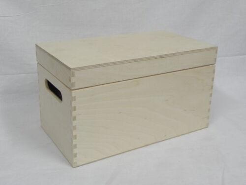 de bois de de Panier de de en de coffre bote en brut peint tabouret non coffre coffre bois rangement wn1Z8q