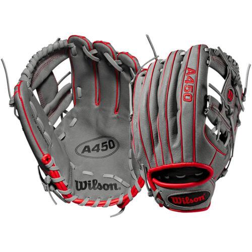 gant de base-ball H Web environ 29.21 cm Wilson A450 Youth 11.5 in