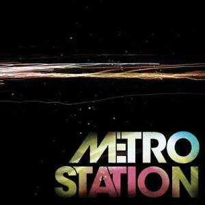 Metro-Station-Audio-CD-By-Metro-Station-VERY-GOOD