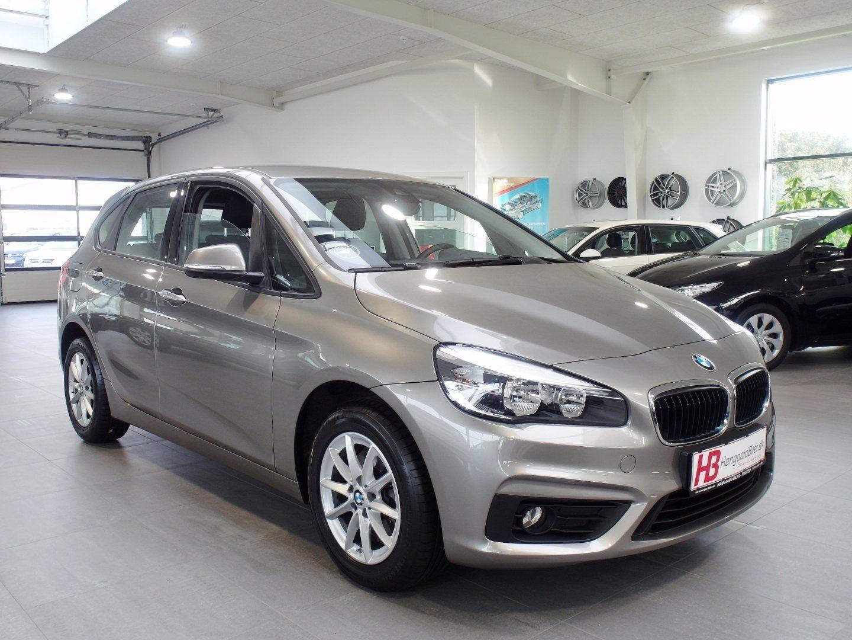 BMW 218d 2,0 Active Tourer Advantage 5d - 3.195 kr.
