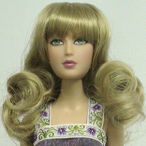Monique Doll Wig size 4 ~ New in Box ~ DENISE ~ Dark Brown ~CLEARANCE SALE!!
