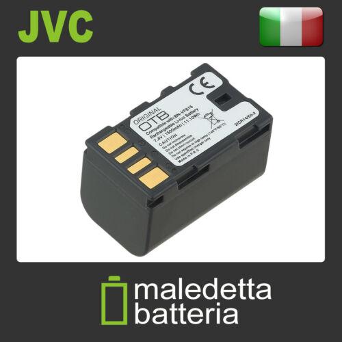 BN-VF815 Batteria Alta Qualità per Jvc Everio GC GC-PX10 GP9
