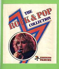 #D86.  1980  ROCK & POP  PANINI STICKER WRAPPER, ROD STEWART
