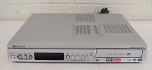 pioneer dvr 231 pure cinema progressive dvd r rw recorder no remote rh ebay com pioneer dvd recorder dvr 231 manual Dish DVR Manual