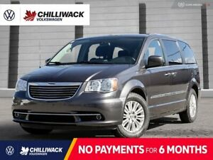 2015 Chrysler Town & Country Premium | 7 PASSENGER, LEATHER, SUNROOF!