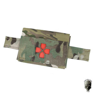 TMC Micro Med kit Medical Pouch Tactical Molle Pouch Airsoft First Aid Kits Bag