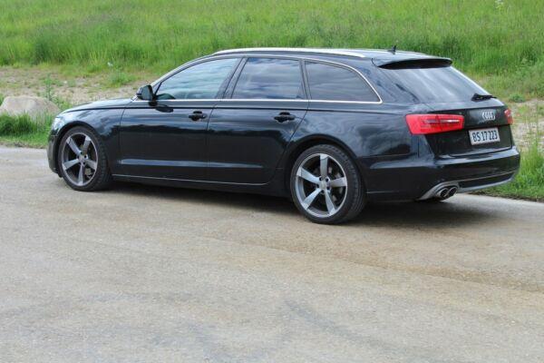 Audi A6 2,0 TDi 177 Avant Multitr. - billede 2