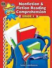 Nonfiction & Fiction Reading Comprehension, Grade 4 by Teacher Created Resources (Paperback, 2010)