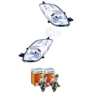 Halogen Scheinwerfer rechts für Toyota YARIS XP9 01//06-11//08 inkl Motor