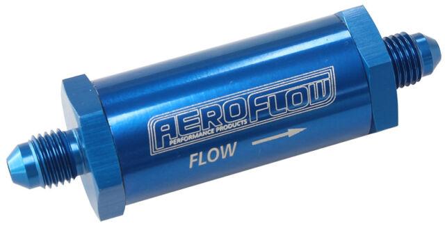 AEROFLOW -3AN INLINE FUEL & OIL FILTER