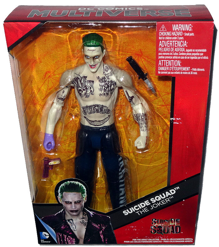 Suicide Squad The Joker 12