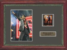 MICHAEL JACKSON THIS IS IT FRAMED 35MM FILM CELL