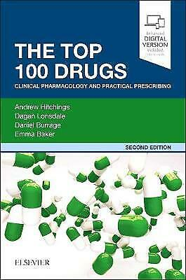 The Top 100 Drugs, Hitchings, Andrew