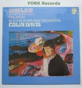 9500-140-Sibelius-Symphony-n-1-Davis-Boston-Symphony-Orch-EX-LP-record