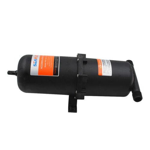 1LAccumulator Tank Seaflo-vorgespannter Pufferspeicher Geräuschabsorbierende