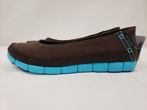 53cbbe643 Image is loading New-Crocs-Women-039-s-Stretch-Sole-Slip-