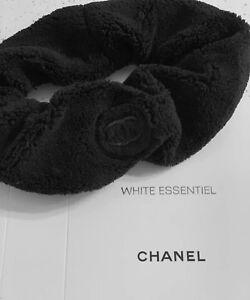 Image is loading Chanel-VIP-Gift-Headband-Velour-Terry-Cloth-NIB- 1a8ff5f004b