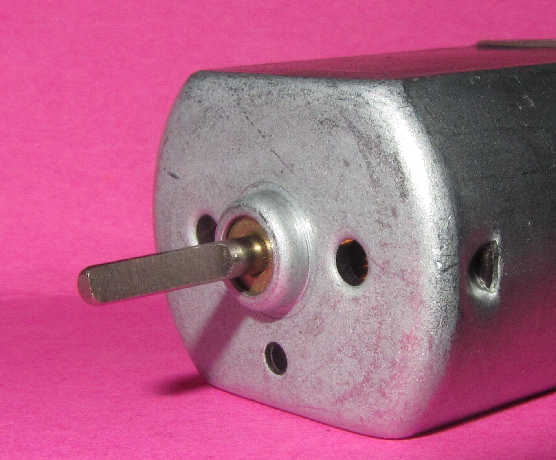 Power Locking Repair Engine D Spindle Homyl Flat Shaft Central Door Lock Actuator Motor FC-280