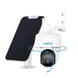 WIFI-Security-Camera-1080P-Battery-Pan-Tilt-Outdoor-PIR-Argus-PT-Solar-Panel