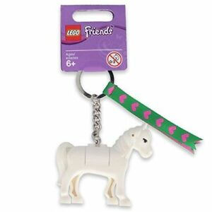 LEGO-FRIENDS-HORSE-KEY-RINGS-BAG-CHARMS-NEW