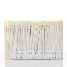 Rührstäbchen weiß 5 x 1000 Stk 140mm lang, 5000 Stk