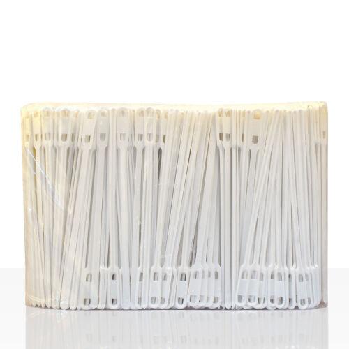 5000 Stk Rührstäbchen weiß 5 x 1000 Stk 140mm lang