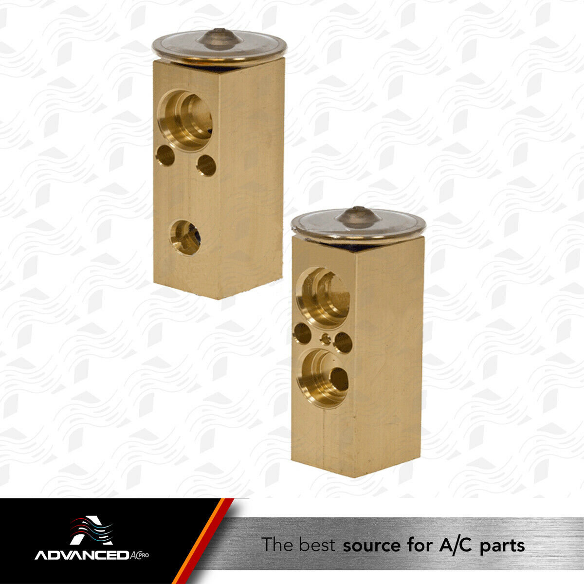 ACDelco 15-5780 Professional Air Conditioning Expansion Valve