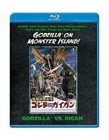 Godzilla Vs. Gigan [blu-ray] Free Shipping