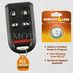 Image Is Loading Replacement For Honda Odyssey Ex Lx Keyless Entry