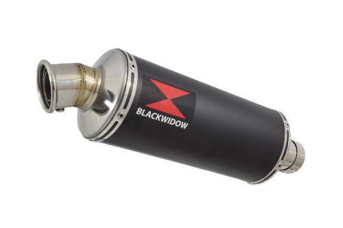KTM 125 KTM 200 Duke 11-16 Silencieux D/'échappement De Cat Noir Inox BN30R