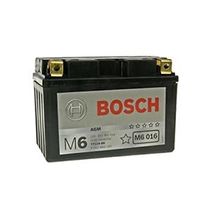 YT12A-BS BOSCH Batterie 12v 10Ah Aprilia Rsv4 1000 Factory 2009-2011 M6016