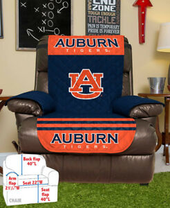 Ncaa Team Recliner Chair Cover Protect