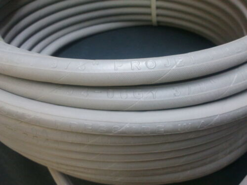 "FREE SHIPPING 150 ft 3//8/"" Gray Non-Marking 4000 psi Pressure Washer Hose 150/'"