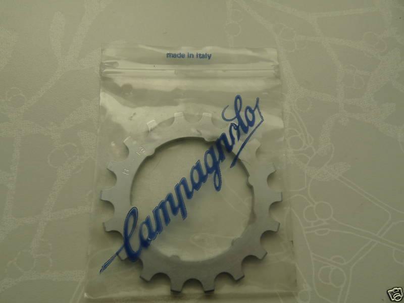 Campagnolo Freewheel Cog Super Record 6 speed ALLOY B-18  Vintage Bike B18 NOS