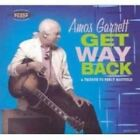 Get Way Back a Tribute to Percy Mayfield 0772532133029 by Amos Garrett CD