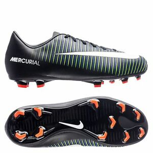 Image is loading Nike-Mercurial-Vapor-XI-FG-2017-Soccer-Shoes-