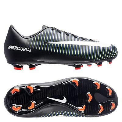 Details about Nike Mercurial X Vapor XI IC Indoor Soccer SHOES 2017 Ghost Green Kids Youth