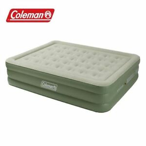 Image Is Loading Coleman Maxi Comfort King Size Air Bed Camping