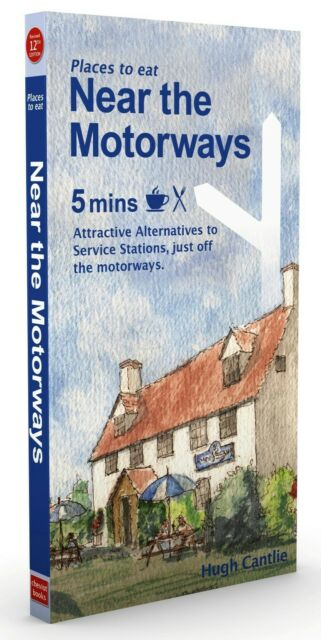 Near the Motorways by Hugh Cantlie (Paperback 12th edition)