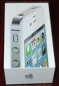 Apple iPhone 4S- MF270LL/A -8 GB-, White ( Cannot be Activated)