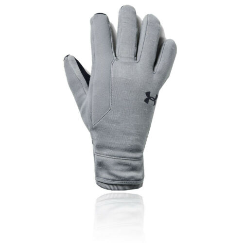 Under Armour Unisex Storm Glove Grey Sports Running Outdoors Breathable