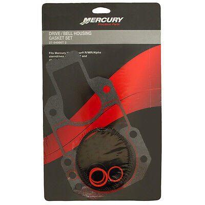 New Mercury Mercruiser Quicksilver Oem Part # 27-94996T 2 Gasket Set
