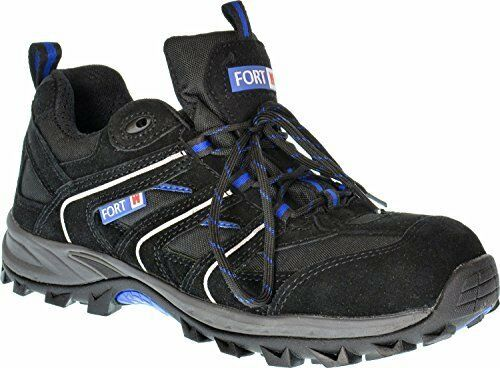 Work Safety Trainers Boots Water resistance Ankle Shoes Groundwork Steel Toe