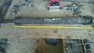Arbre-Propulsion-Roulement-Central-A-Joints-Enleve-De-Ford-IVECO-75-E-15-Nouveau