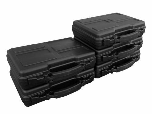 Pick /& Pluck Hard Tactical Pistol Case for handgun|revolver|firearm|gun LOCKING
